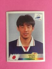 FRANCE 98 PANINI World Cup Panini 1998 Nakayama Giappone N.528