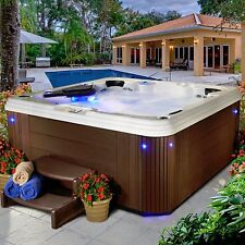 Strong Spas Spa Factory Refurbished Spa Hot Tub: Essence 72 Jet Lounger