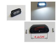 LUCE TARGA LED OMOLOGATA HARLEY FLSTFSE Screamin' Eagle Fat Boy FLSTN Softail De