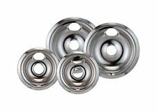 Stanco 4 Pack Ge/Hotpoint Electric Range Chrome Reflector Bowls With Locking