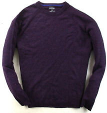 Next Pullover Sweater Wolle Violett Gr. XL
