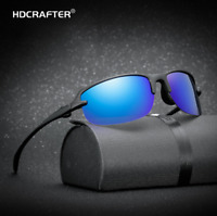 Men Polarized Sports Sunglasses UV400 Ourdoor Driving Night Vision Glasses New