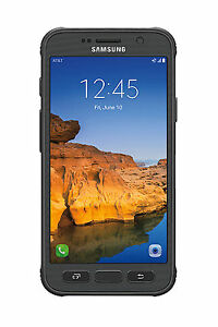 Samsung Galaxy S7 active SM-G891 - 32GB - Titanium Gray (AT&T) Smartphone