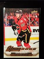 Sam Bennett - 2015-16 Upper Deck Young Guns Canvas Rookie Card Calgary RC