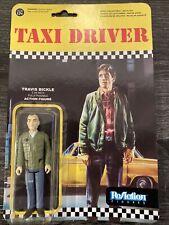 Travis Bickle Taxi Driver Movie Funko + Super7 Reaction Action Figure