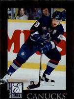 1997-98 Donruss Elite Hockey Cards Pick From List