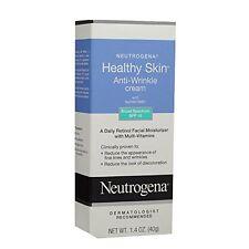 2 Pack Neutrogena Healthy Skin Spf 15 Anti Wrinkle Cream 1.4Oz Each