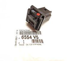 Tailgate Boot Micro Switch For Citroen C3 C4 Peugeot 206 207 307 308 407 6554V5