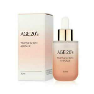 [AGE 20's] Truffle In Rich Ampoule - 30ml / Free Gift