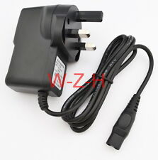 New UK CHARGER POWER LEAD CORD FOR PHILIPS SHAVER PT720 PT725 PT730 PT735 PT736