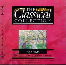 BRAHMS - SYMPHONY NO 2 / SCHOLZ + VARIATIONS ON A THEME OF HAYDN / MILAN HORVAT