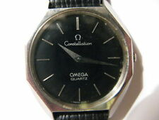 Omega Constellation Quartz (Battery) Analogue Wristwatches
