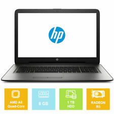"""17.3"""" HP Notebook 17-Y054NA, AMD up to 2.50GHz, 1TB, 8GB, Radeon, Laptop"""