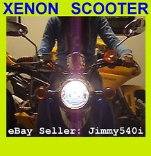 "(H4) Premium *XENON* for ""VESPA"" LX 50,LX 150,S50,S150 by - - - - Jimmy540i.com"