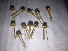 Lot of 36 Motorola Transformers - 2N2907 - (11) JANCGC 6624P & (25) JANCGG 612M