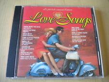Love songs 32000 CDWarwick Franklin Donovan Buddy Holly Fortunes Hopkin Vee