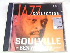 THE BEN WEBSTER QUINTET - SOULVILLE -CD