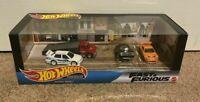 2020 Hot Wheels Premium - Fast & Furious Garage Diorama