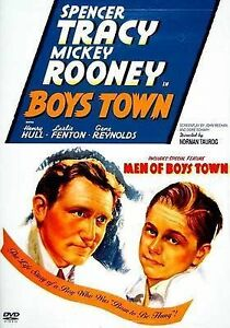 Boys Town. DVD. Fantastic Drama. Region 1 Edition. Top Bargain. **99p**