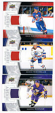 2013-14 DALE HAWERCHUK UPPER DECK SERIES 1 UD GAME JERSEY INSERT #GJ-DH JETS