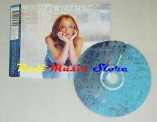 CD Singolo BRITNEY SPEARS Born to make you happy 1999 eu ZOMBA (S1)mc dvd