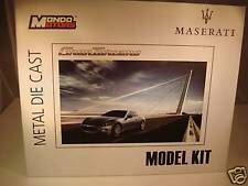 KIT MASERATI GRAN TURISMO ROUGE - 1/24 MONDO MOTORS