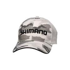 Shimano Smokey Trucker Cap Hat Camo - Ahatsmotccamo