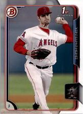 2015 Bowman Prospects #BP46 Tyler DeLoach Angels