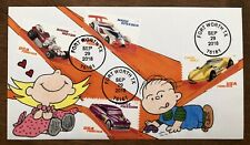 2018 Hot Wheels FDC First Day Hand Drawn Colored #/3
