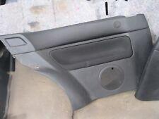 VW GOLF Mk4 Rear Door Card interior panel 3 Door, passenger, V6, GTi,GTTDi
