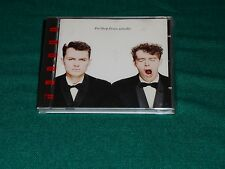 Pet Shop Boys ‎– Actually CD