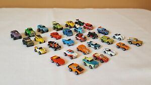 Vintage Galoob Micro Machines Lot of 30 Vehicles ! Cars Trucks Chevy Ford #2