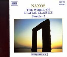 Naxos - The World Of Digital Classics / Sampler 3