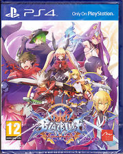 BlazBlue: Central Fiction [PlayStation 4 PS4, Region Free, Arcade Fighting] NEW