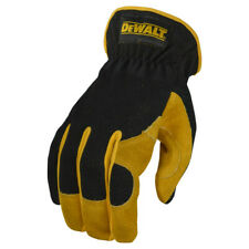 Safety Gloves Leather Performance Hybrid Glove Dewalt Dpg216