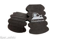 Himalayan Impacte Noir Mousse Genouillères Renfort Genoux Fentes