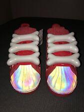 Adidas Xeno, Jeremy Scott Reflective Bones Tribute, Size 11.5, RARE!