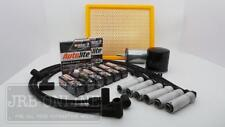 HOLDEN STATESMAN WK WH 3.8L V6 99-04 AIR OIL FUEL SPARK+LEADS SERVICE KIT