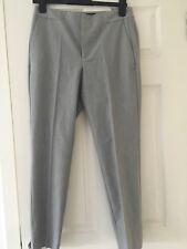 Zara Grey trousers size 38 BNWT
