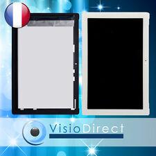 """Ecran complet pour Asus Zenpad 10 Z300 Z300C Z300CL blanc 10.1""""vitre tactile+LCD"""