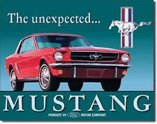 Ford Mustang  Metal Tin Sign Wall Art