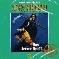 JOHN SINCLAIR - Das letzte Duell - Tonstudio Braun CD Nr. 19 NEU - OVP