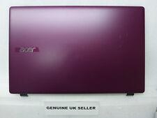 Acer Aspire e5-571 Purple rear screen cover Lid 60MR7N2002 (807)