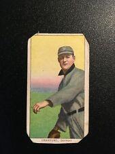 1909-11 / T206 - SAM CRAWFORD (Throwing) - HOF / PIEDMONT 150 - DETROIT