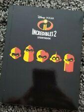 Walt Disney's Incredibles 2 Art Book/Storybook [Target Exclusive]