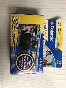 Polaroid One-Time Use Point & Shoot 35mm Camera 400 Speed NIB  Expired