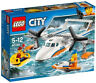 LEGO 60164 - City Sea Rescue Plane - Coast Guard Sea Rescue Plane