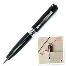 Pocket Pen Spy Camera Hidden Mini Portable Body Video Voice Recorder DVR 4GB