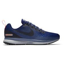 8562310c8dc6e ... Mens Running Shoes Trainers UK Size 9.5 898457 001. £35.99 New. Nike  Air Zoom Pegasus 34 Shield Water Repel Binary Blue Men Running 907327-400 UK