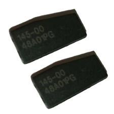 2x Funkschlüssel Schlüssel Transponder Wegfahrsperre Chip ID 4D60 4D-60 H1C-13A